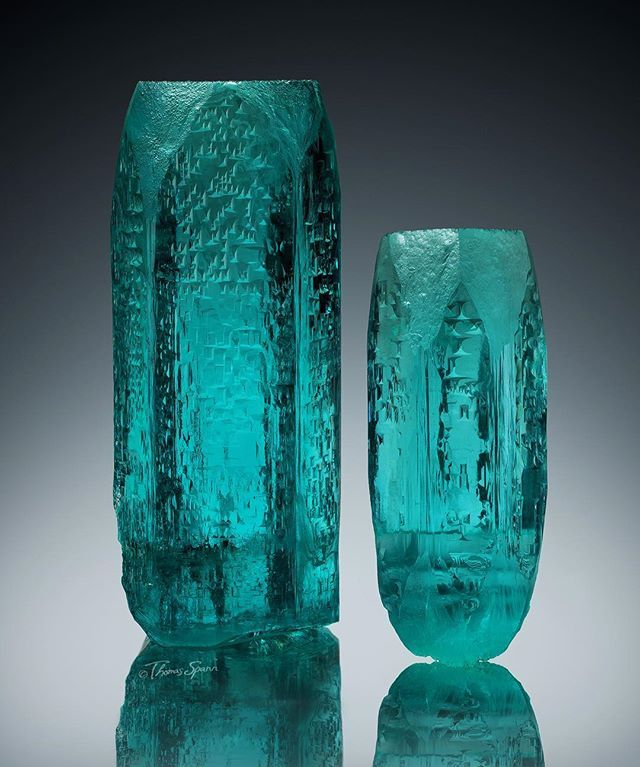 Aquamarine Medina Brazil 18cm 13 5cm Private Collection