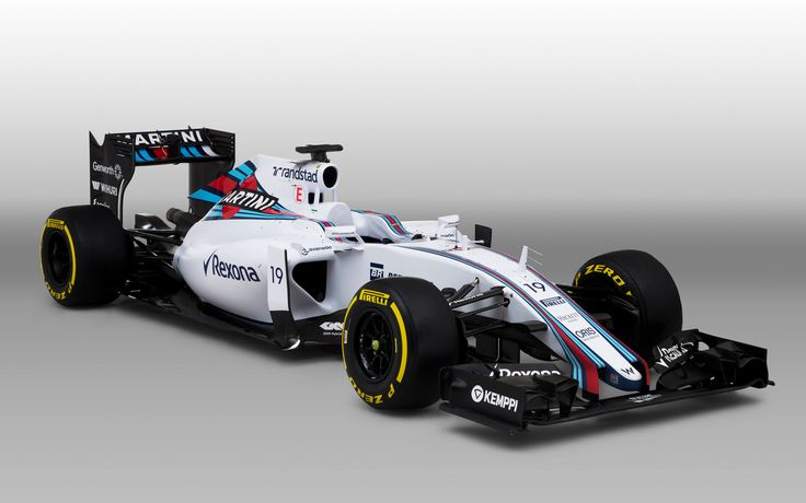 Williams Martini Racing F1 2015 FW37 2015
