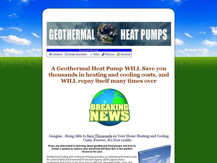 [Get] Geothermal Heat Pumps: Installation Guide - http://www.vnulab.be/lab-review/geothermal-heat-pumps-installation-guide