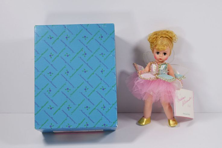 "Madame Alexander 8"" Tinkerbell Doll #140467 with Box #MadameAlexander #Dolls"