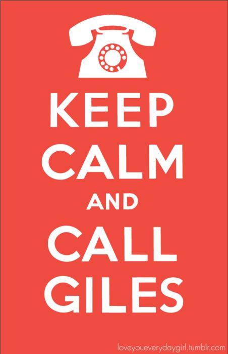 ...Buffy The Vampire Slayer, Buffy Angels, Vampires Slayer, Joss Whedon, Vintage Fashion, Keep Calm Posters, Fashion 2014, Buffy Funny, Call Giles