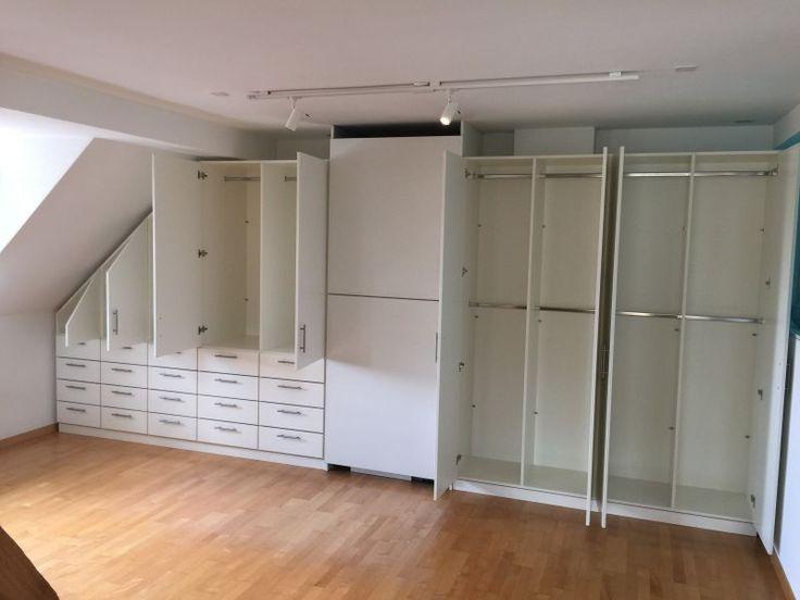 Neu Ikea Schrank Schräge   Ikea schrank, Haus, Ikea