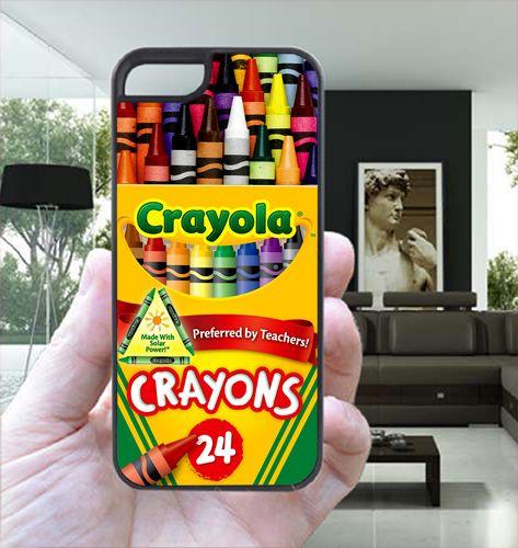 Melting Crayola Crayons For iPhone 5c Case | onlinefida - Accessories on ArtFire