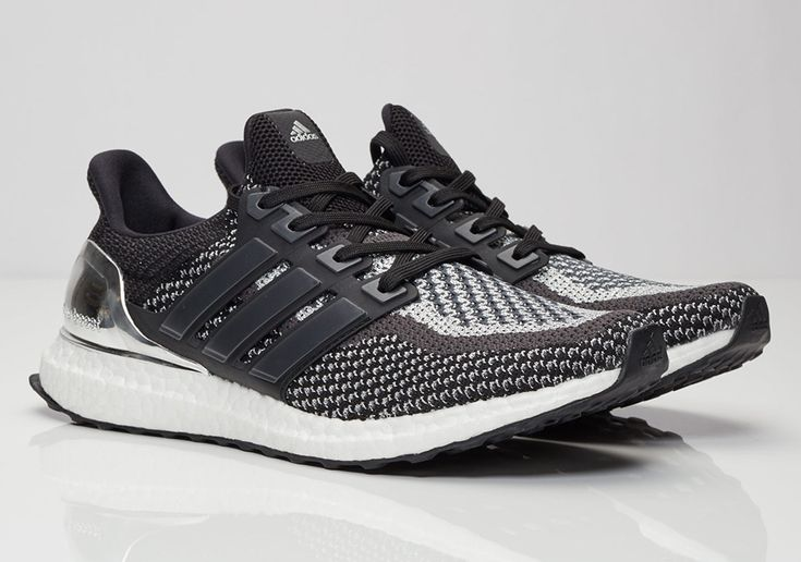 """Up Close With The adidas Ultra Boost """"Silver Medal"""" - SneakerNews.com"""