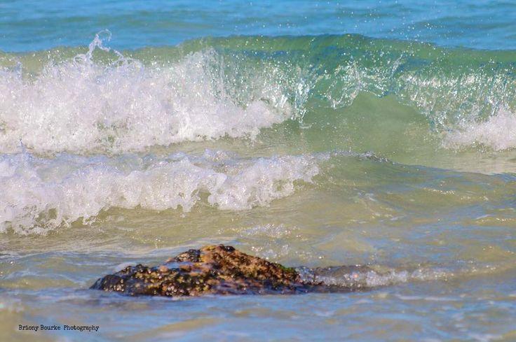 """Ocean Therapy"" #portfairy #griffithisland #island #walk #beach #explore…"