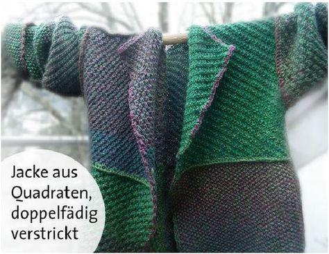 361 best Jacken stricken images on Pinterest | Strickmuster, Aurora ...