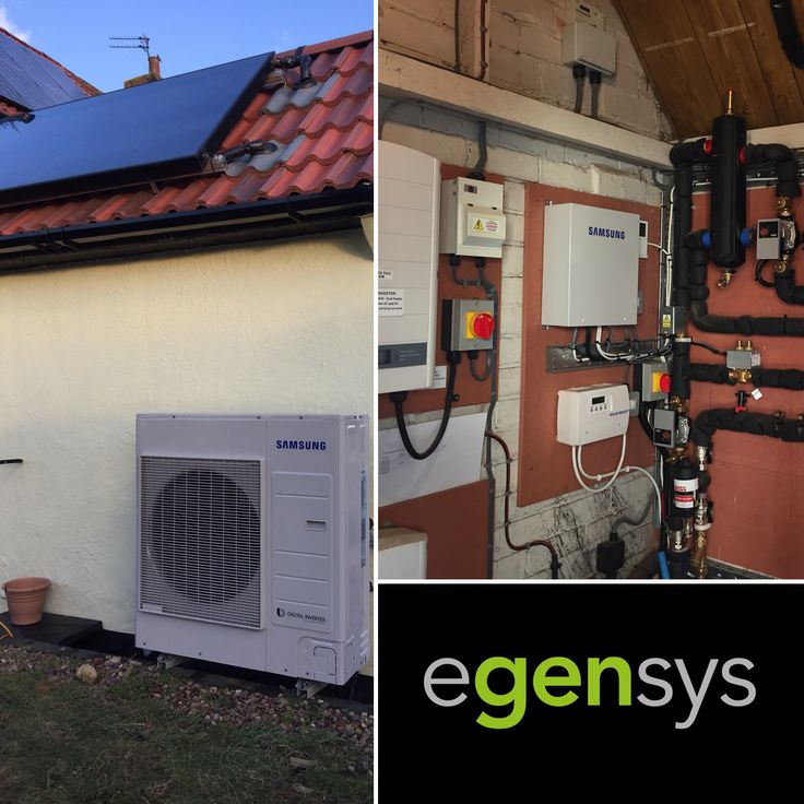 If you are in the process of a self build or renovation project, Egensys can work with you to design a whole house renewables solution.⠀ ⠀ Combining Solar PV, Heat Pump, iBoost, Battery Storage and Solar Thermal minimises your running costs and maximises generation and income from schemes such as the Renewable Heat Incentive and Feed in Tariffs.⠀ ⠀ Contact us at enquiries@egensys.co.uk to discuss your project. ⠀ ⠀ @SamsungEHS_uk
