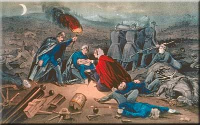 american civil war battle nurses essay Gettysburg: american civil war and battle essay gettysburg this battle was absolutely essential to the civil war because this battle forced the confederacy to flee.