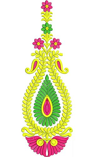 9064 Kali Embroidery Design
