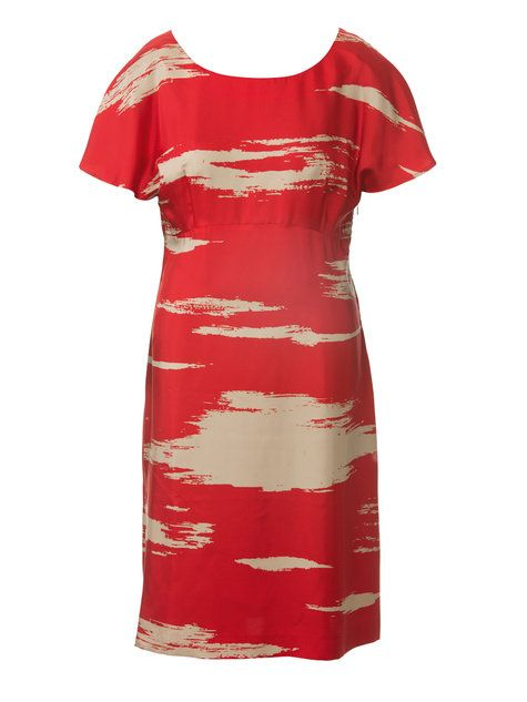 T-Dress (Plus Size) 06/2013 #138