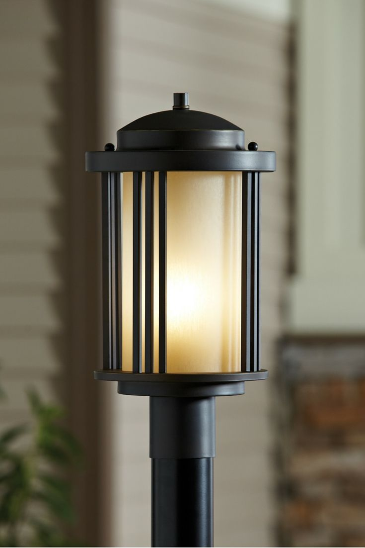 49 best outdoor lighting ideas images on pinterest exterior the transitional crowell outdoor lighting collection by sea gull lighting conveys art deco influences with its aloadofball Images