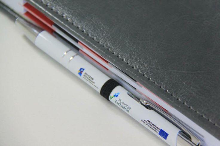 Długopis z kolorowym nadrukiem