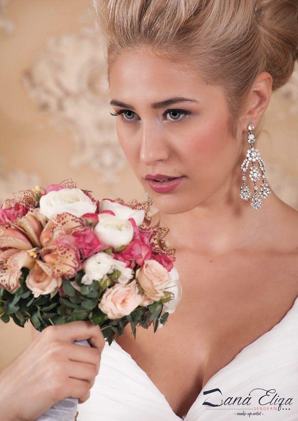 Machiaj de Mireasa ❤️ Bride Wedding Make-up
