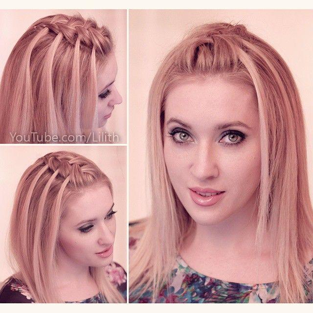Superb 17 Migliori Idee Su Lilith Moon Su Pinterest Trecce Laterali Hairstyles For Women Draintrainus