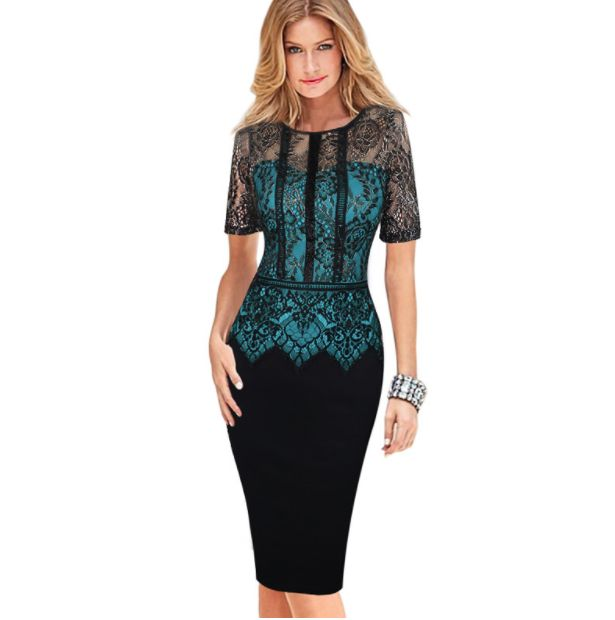 Elegant Lace Dresses //Price: $45.98 & FREE Shipping //     #trends