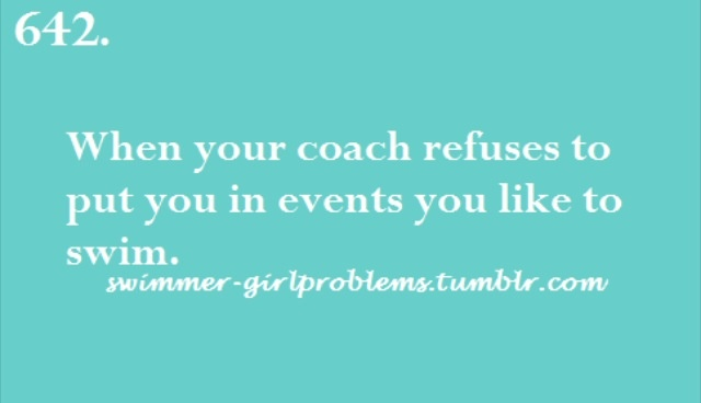 pretty much all the time  #Swimmer girl problems