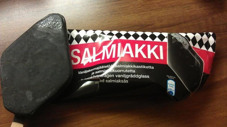 Salmiakki Caramel Sauce Recipe