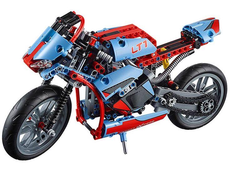 Street Motorcycle (42036)