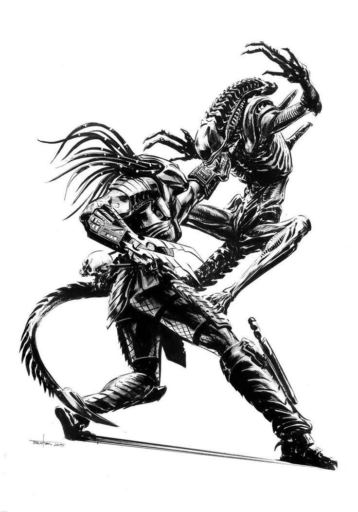 Alien vs. Predator - Brian Thies