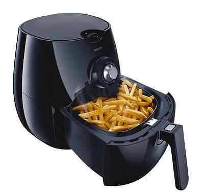 Philips HD9220 BLACK Viva Collection Airfryer Rapid Air Technology - Brand NEW*