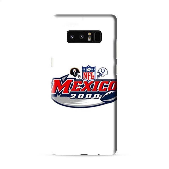 NFL MEXICO 2000 Samsung Galaxy Note 8 3D Case Caseperson