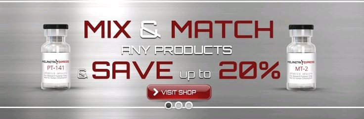 High Quality US Made Melanotan, Peptides and Liquids Delivered Fast and Guaranteed! New customers save 20% Off and returning customers earn loyalty rewards. http://www.melanotanexpress.com