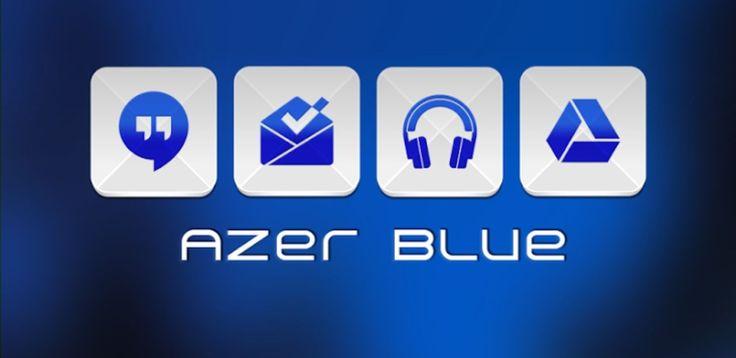 """Lunes 29 de Febrero 2016.Por:Yomar Gonzalez  AndroidfastApk  Azer Blue Icon Pack v1.5 Requisitos: 4.0.3 Descripción general: Azer Azul Icon Pack Azer Azul Icon Pack Características: 2800 iconos personalizados fondos de pantalla basados en la nube  30  HD  XXXHDPI Icono de 192x192 píxeles  Ver todos los iconos utilizando la opción """"Iconos"""" en la aplicación  Icono de Solicitud  Selector de imágenes se puede adjuntar un icono personalizado a los mensajes o incluso usarlos con Zooper Pro o KLWP…"""