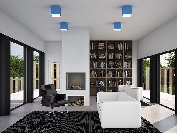 Izar C stropní svítidlo / ceiling light