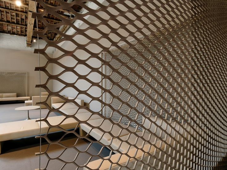 architectural room dividers. Tanned leather room divider T NET by matteograssi 208 best Room Dividers  Railings Screens images on Pinterest