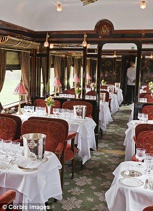 1/28/2014 - Article: Orient Express Train From Paris to Istanbul To Be Relaunched By French Rail Firm SNCF | Read more: http://www.dailymail.co.uk/travel/article-2547362/Orient-Express-train-Paris-Istanbul-relaunched-French-rail-firm-SNCF.html#ixzz2xR6gcDw9