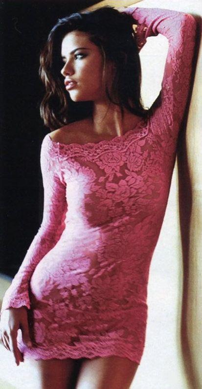 The Beautiful Adriana Lima