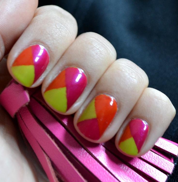 Tutti Frutti Nails: Tutti Frutti NOTD
