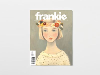 Issue 55 features a jaunty salute to Dr Who through the decades. A non-creepy look at the secret world of ventriloquists. A chat with three queer lady couples about romance and marriage equality. A yummo recipe for Filipino banana spring rolls. A slightly psychedelic look at Cuban propaganda posters and plenty more goodness to tickle your noodle. http://frankie.com.au/current-issue/issue-55