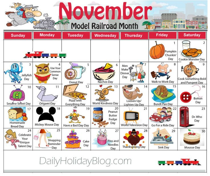Monthly Calendar Of Events Special Days To Celebrate : Best november holidays ideas on pinterest