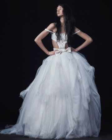 16 best Vera Wang 2016- Rock and Roll meets the Ring images on ...