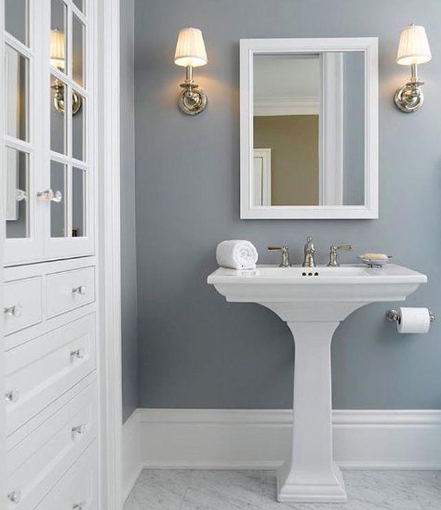 Best 10+ Benjamin moore bathroom ideas on Pinterest Benjamin - small bathroom paint ideas