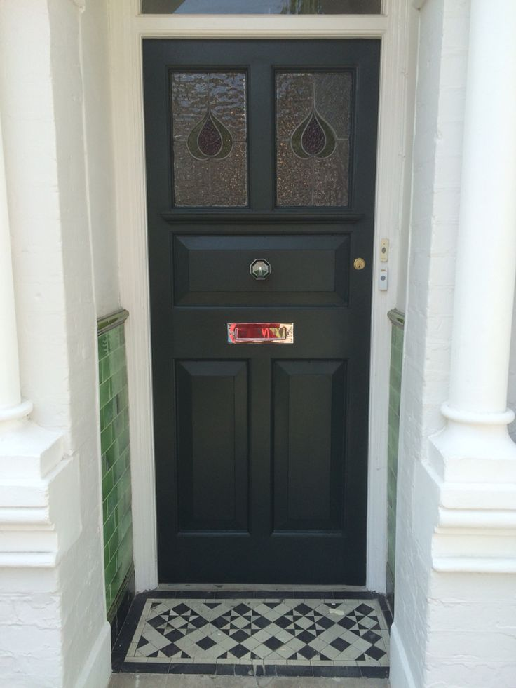 Image result for hague blue farrow and ball front door