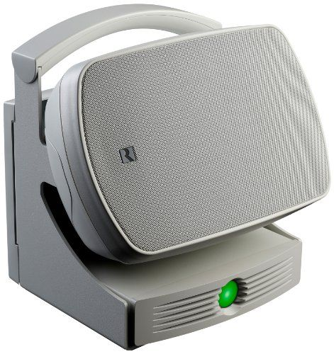 #instatech #TagsForLikes The Air Go Outdoor Sound System is a portable amplifier speaker dock for an Apple #AirPort Express (not included). With the Air Go Outdo...