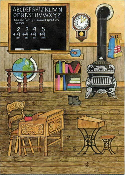 Becky's School Room: