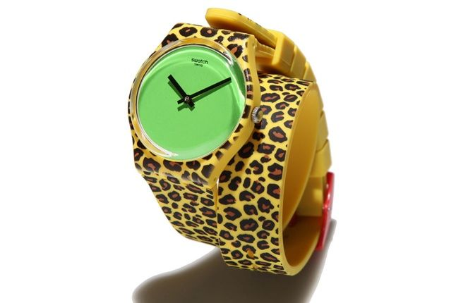 punk swatch watch | Swatch Punk - Jeremy Scott x Swatch #watch