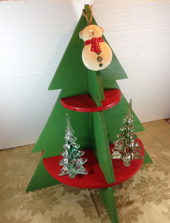 20 Best Images About Christmas Tree Display Shelf On
