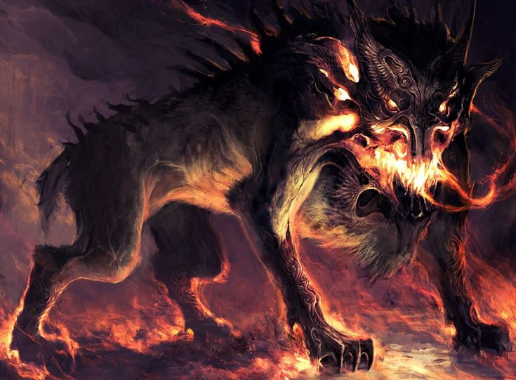 Gwyllgi Welsh Mythology - Think of this creature as the faerie dog's demonic, darker cousin. Description from pinterest.com. I searched for this on bing.com/images