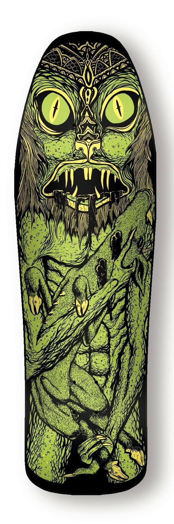 Creature Skateboards | skate graphics | Pinterest ...