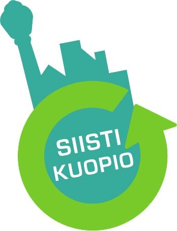"There's room for grassroots movements, like Siisti Kuopio, which aims to increase awareness of the environment and the factors that increase comfort, like preventing littering. Phrase ""Siisti Kuopio"" can be translated to both Cool Kuopio and Clean Kuopio."