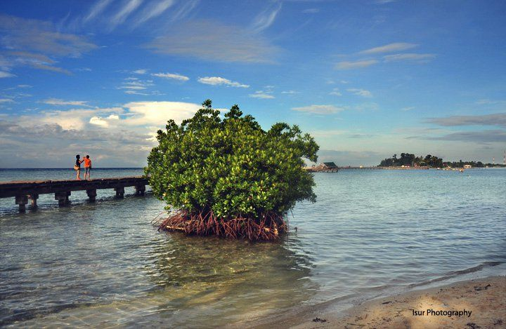 love bridge, tidung island, near Jakarta