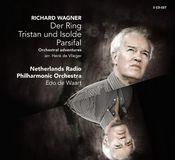 Wagner: Der Ring; Tristan und Isolde; Parisfal - Orchestral Adventures [CD]