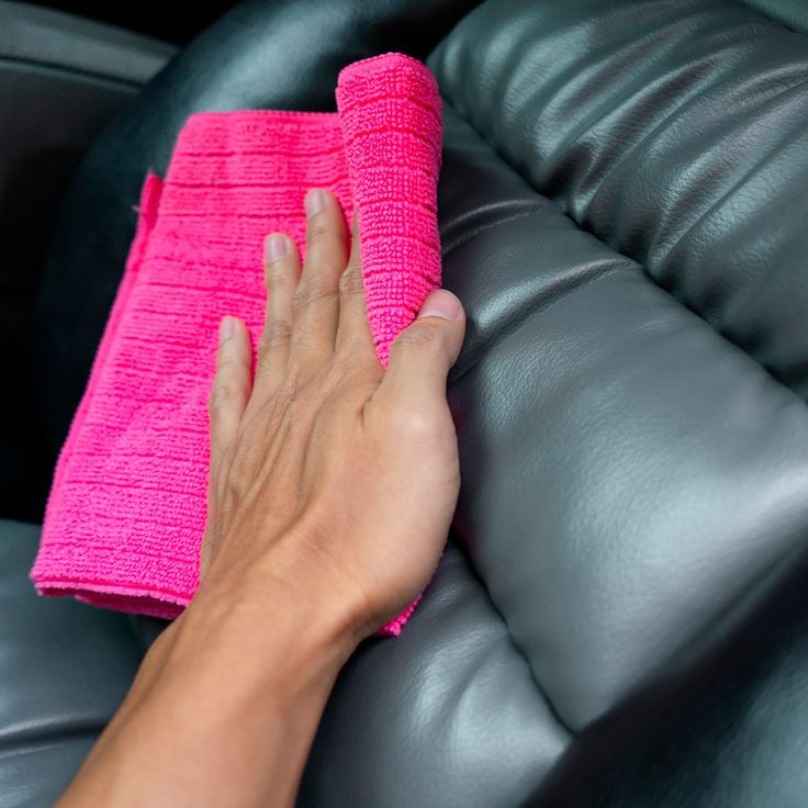 How to Get Stains Out of Car Seats Cleaning leather car