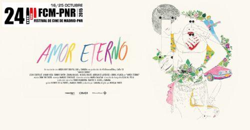 """Os dejamos la crítica a lo nuevo de Marçal Forés, """"Amor Eterno"""", programado ayer en el Festival de Cine de Madrid-PNR que podéis disfrutar del 16 al 25 de octubre.  Dejaos devorar por esta película y su peculiar forma de manifestar el amor."""