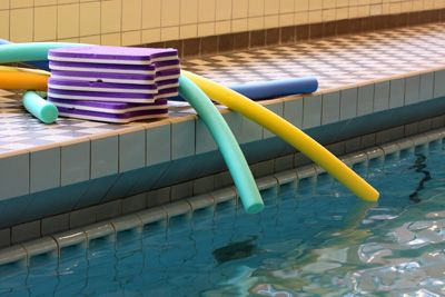 17 best images about water aerobics on pinterest for Exercise pool canada