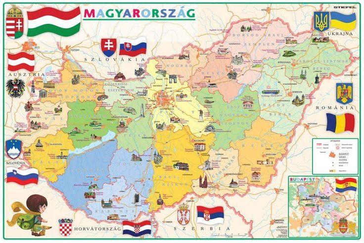 magyarország vaktérkép - Google keresés